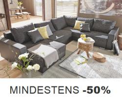 Möbelhaus XXXL – Viele Möbel mindestens 50% reduziert + 2 x 20€ Gutschein + SSV mit bis zu 77% Rabatt