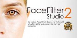 Gratis Reallusion FaceFilter Studio 2 [idealo 37,99€] @