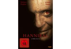 Hannibal (ungekürzte Kinofassung) FSK18  DVD für 3€ @saturn