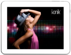 I-Onik TP8-1200QC 8 Zoll Android 4.2.2 Tablet für 66,00 € (94,85 € Idealo) @Notebooksbilliger