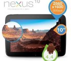 @iBOOD EXTRA: Samsung – Google Nexus 10 WiFi 16GB Android 4.4 Kitkat für 235,90€ (idealo: 367,41 €)