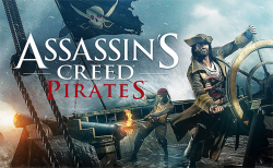 Im Apple Store gerade das Spiel Assasins Creed Pirates kostenlos