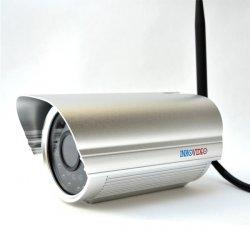 Inkovideo V-105 HD WLAN IP Netzwerkkamera für Außenbereich für 79,90 € (114,90 € Idealo) @Notebooksbilliger