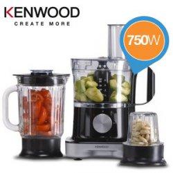 Kenwood FP264 MultiPro Küchenmaschine für 69,95 € zzgl. 5,95 € Versand (151,67 € Idealo) @iBOOD Extra