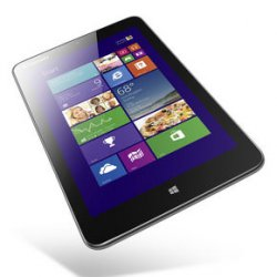 Lenovo MIIX 2-8, 20,3cm (8Zoll), 32GB,WIN8.1 & Office Home & Student  für 179,90€ @ Notebooksbilliger