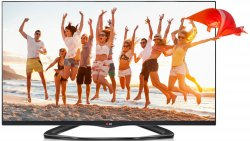 LG 55LA6608 139 cm (55 Zoll) Cinema 3D LED Backlight Smart TV für 869,99 € (1272,94 € Idealo) @Amazon