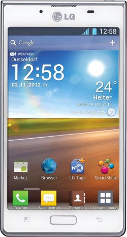 LG P700 Optimus L7 Android 4.0 Smartphone für 99 € (111,19 € Idealo) @Saturn