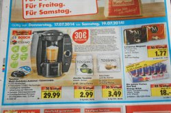 kaufland tassimo g nstige haushaltsger te. Black Bedroom Furniture Sets. Home Design Ideas