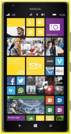 Lumia 1520 in gelb für nur 399€ statt 475€ inkl. Versand  @Amazon.de
