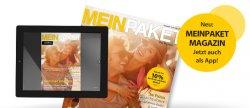 MeinPaket Magazin anfordern und 10% Gutscheincode erhalten
