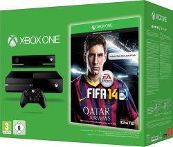 Microsoft Xbox One 500GB + Kinect inkl. FIFA 14 für 429,00 € (459,90 € Idealo) @Saturn