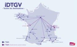 Mit IDTGV günstig durch Frankreich. Frühbuchertickets ab 19€*