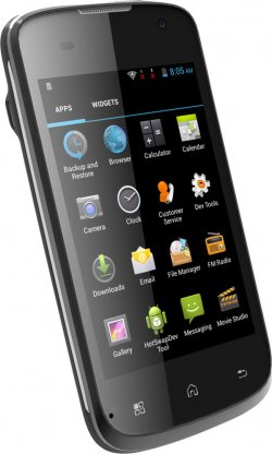 Mobistel Cynus E1 8,9 cm (3,5 Zoll) Android 4.2 Smartphone für 49,90 € (69,95 € Idealo) @Notebooksbilliger