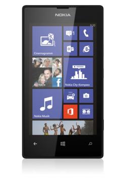 @modeo.de bietet Nokia Lumia 520 black, B-Ware für 49,95€ (idealo: 91,89€ für Neugerät)