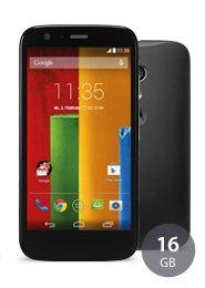 Motorola Moto G 16GB + Otelo Prepaid-Karte für 144€ [idealo 186,99€] @ Sparhandy