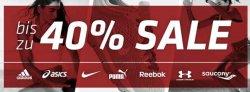 @my-sportswear.de: 40% Sale Woche + 15% Gutscheincode