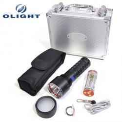 Olight SR51 Intimidator 900 Lumen LED Taschenlampe für 49,95 € zzgl. 5,95 € Versand (129,95 € Idealo) @iBOOD Extra