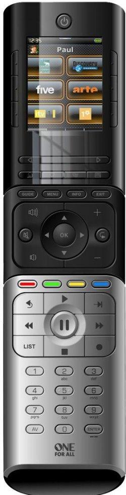 OneForAll Fernbedienung URC 8602 Xsight Colour für 29,99 € (74,90 € Idealo) @Voelkner