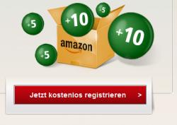 Paket.de: DHL Bonuspunkte in Amazon-Gutscheine eintauschen