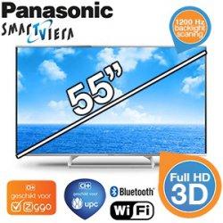 Panasonic 55-Zoll-3D-LED-TV mit perfekter Bildqualität nur € 1 099,95 als ibood extra