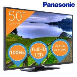 Panasonic TX-50A300E 50 Zoll-Full-HD 100Hz LED-TV für 399,95 € zzgl. 8,95 € Versand (488,72 € Preisvergleich) @iBOOD Extra