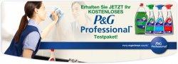 P&G Professional verteilt wieder kostenlosen Testpaket