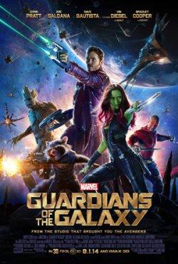 """@prosieben.de verschenkt zwei Tickets für den Film """"Guardians of the Galaxy"""""""