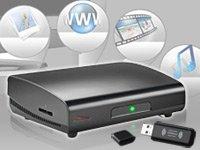 [Refurbished] Meteorit Multimedia-Box MMB-22.HDTV für 24,90€ zzgl. Versand @ Pearl