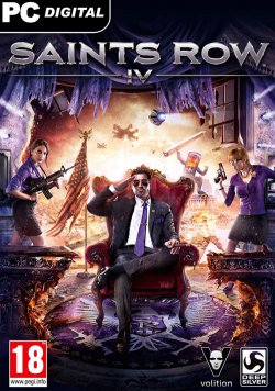 Saints Row IV – 100% Uncut – 4,99€ @gamesplanet.com [Idealo: 18,55€]