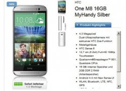 Samsung Galaxy S5 oder HTC One M8 mit o2 Blue All-in M Young Tarif für 24,99€mtl. @ Logitel