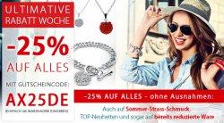 Silvity.de: 10€ Gutschein und 25% Gutschein