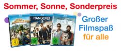 Sommer, Sonne, Sonderpreise – DVD und Bluray Top Titel zum Sonderpreis bei Amazon