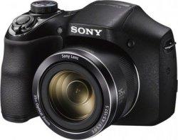 Sony Cyber-shot DSC-H300 20,1 Megapixel Digitalkamera für 129,00 € (169,00 € Idealo) @Saturn
