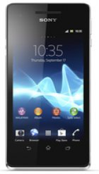 Sony Xperia V Weiß ,4,3 Zoll, LTE, Android 4.0 für 157,78€ [idealo 191,66€] @Xitra24
