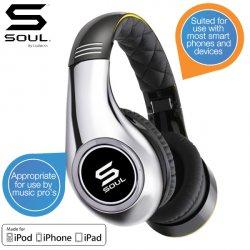 Soul by Ludacris Audio SL300 on-Ear Kopfhörer für 79,95 € zzgl. 5,95 € Versand (140,06 € Idealo) @iBOOD Extra