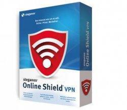 Steganos Online Shield VPN  2 GB monatlich (1 Jahr) kostenlos.
