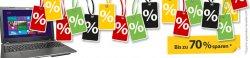 Technik-Sale – Bis zu 70% sparen  + 6% Gutschein @MeinPaket