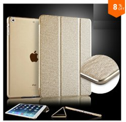 Ultra schlank golden Smart Cover Case für iPad air (iPad 5) für 9,62€ inkl. Versand @aliexpress.com