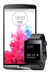 @vodafone.de LG G3 Schwarz & G Watch für 529,90€ (Google: 698€) – ab Mitte Juli (vorbestellen)