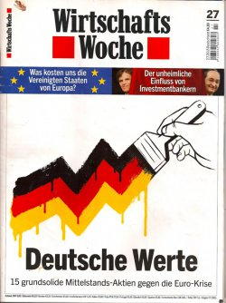 Wirtschafts Woche – Das eMagazin für 3 Wochen kostenlos lesen. (Selbstkündigend)