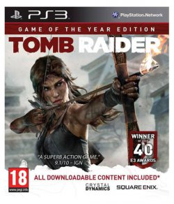 @zavvi.com bietet Tomb Raider – Game of the Year Edition PS3/Xbox 360 für 16,49€ [auf Deutsch spielbar] (Idealo: 24,80€)