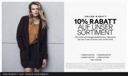 10% auf H&M mit 7€ Mindestbestellwert