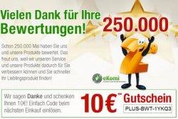 10 Euro Plus.de Gutschein – gültig bis 10.8 –  MBW: 60€