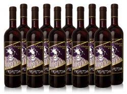 10 Flaschen Primitivo Selezione del Re 2009  für 39,90 € durch Gutschein (94,85 € Idealo) @Ebrosia