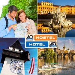 2 Nächte für 2 Personen im A&O Hotel in Wien, Prag und Graz für 19€ @eBay