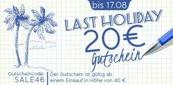 20 Euro Gutschein für Hoodboyz (nur 2 Tage gültig!)