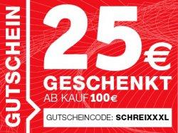 25 € Gutschein für den xxxlshop.de (100 € Mindestbestellwert)