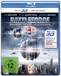 3er Pack 3D Blu-ray´s für nur 25 Euro bei Amazon