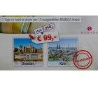 3 Tage zu zweit in einem ****Ramada Hotels inkl. Frühstücksbuffet für nur 99€ (-15€ Newsletterrabatt)