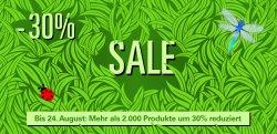 30% Rabatt auf über 2000 Produkte (Lebensmittel) @Allyouneed